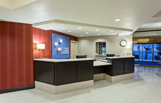 Hall de l'hôtel Holiday Inn Express & Suites HOLLYWOOD WALK OF FAME