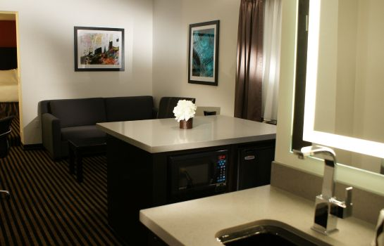 Suite Holiday Inn Express & Suites HOLLYWOOD WALK OF FAME