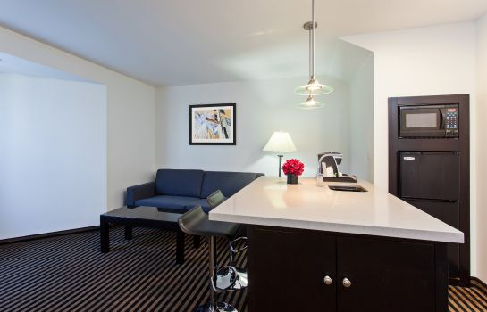 Habitación Holiday Inn Express & Suites HOLLYWOOD WALK OF FAME