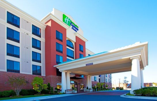 Außenansicht Holiday Inn Express & Suites WASHINGTON DC NORTHEAST
