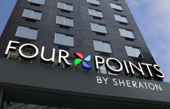 Außenansicht Four Points by Sheraton Manhattan SoHo Village