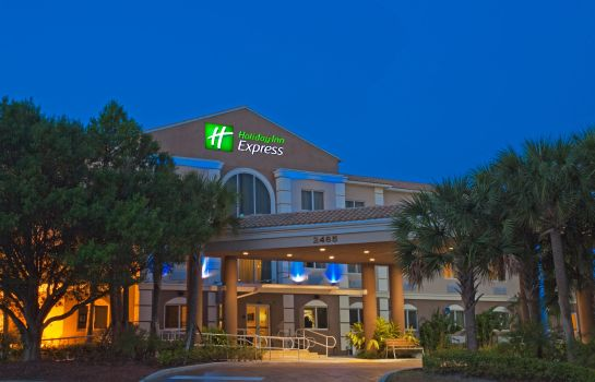 Außenansicht Holiday Inn Express & Suites WEST PALM BEACH METROCENTRE