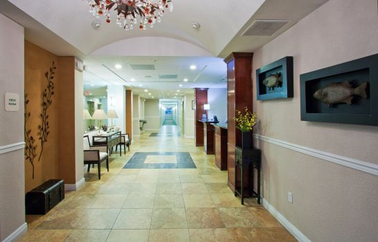 Hotelhalle Holiday Inn Express & Suites WEST PALM BEACH METROCENTRE