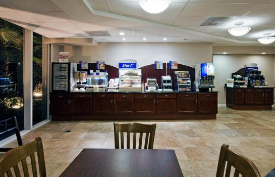 Restaurant Holiday Inn Express & Suites WEST PALM BEACH METROCENTRE