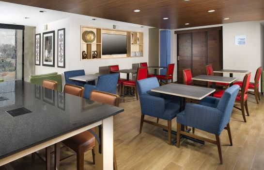 Restaurant Holiday Inn Express & Suites SAN ANTONIO-DTWN MARKET AREA