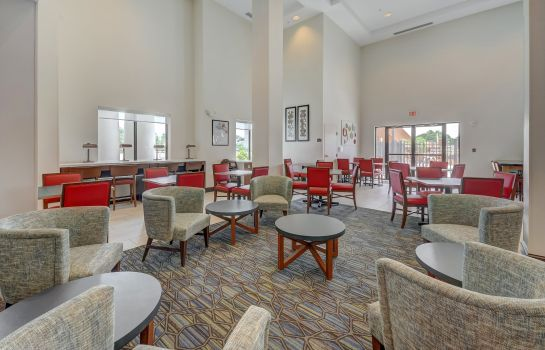 Restaurant Holiday Inn Express & Suites TAMPA -USF-BUSCH GARDENS