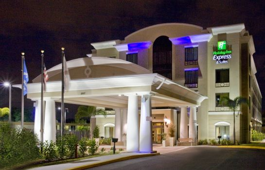 Info Holiday Inn Express & Suites TAMPA -USF-BUSCH GARDENS