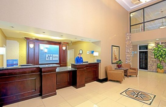 Hotelhalle Holiday Inn Express & Suites TUCSON