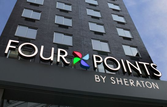 Vista exterior Four Points by Sheraton Manhattan SoHo Village