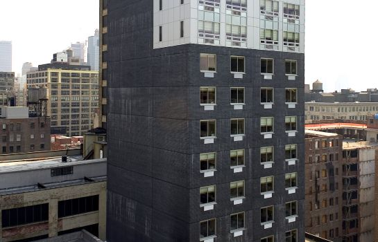 Exterior view Four Points by Sheraton Manhattan SoHo Village