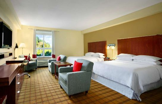 Chambre Four Points by Sheraton Victoria Gateway