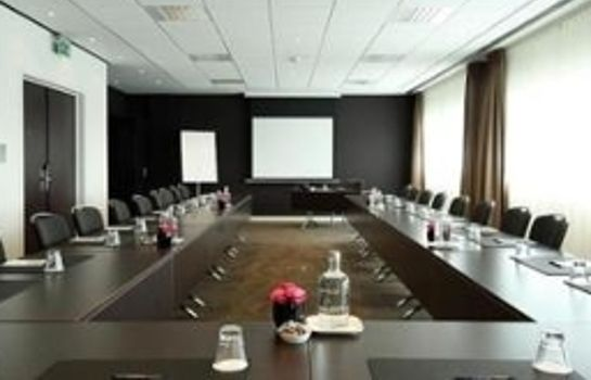 Conference room Van Der Valk Brussels Airport