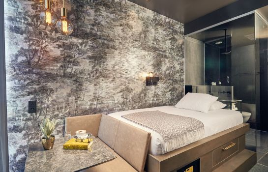 Single room (standard) Van Der Valk Brussels Airport