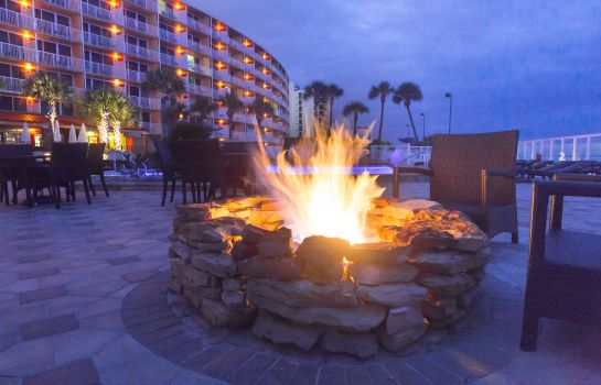 Hotelhalle Holiday Inn Resort DAYTONA BEACH OCEANFRONT
