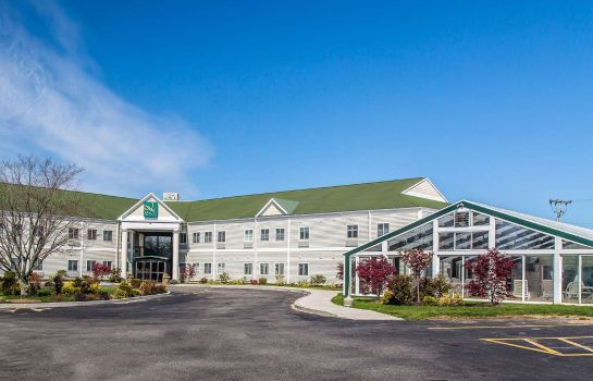 Außenansicht Quality Inn & Suites Middletown - Newport