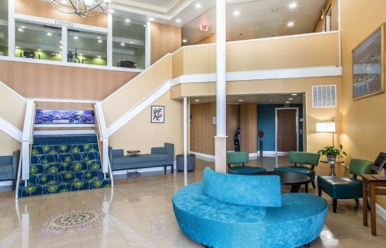 Vestíbulo del hotel Quality Inn and Suites Middletown - Newp
