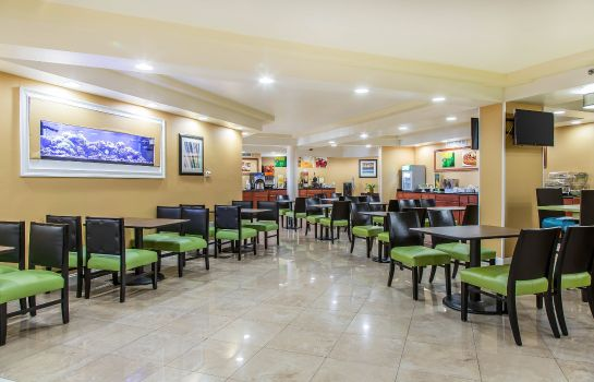 Restaurant Quality Inn & Suites Middletown - Newport