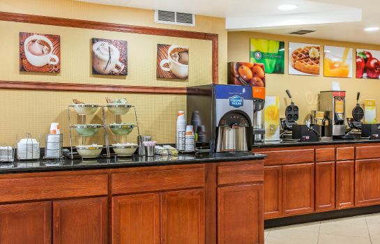 Restaurante Quality Inn & Suites Middletown - Newport