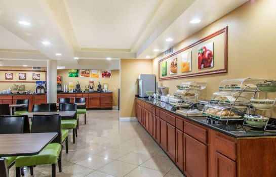 Restaurante Quality Inn and Suites Middletown - Newp