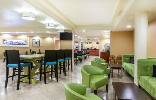 Restaurant Quality Inn and Suites Middletown - Newp Quality Inn and Suites Middletown - Newp