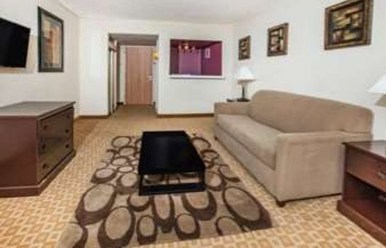 Suite Quality Inn Sherman