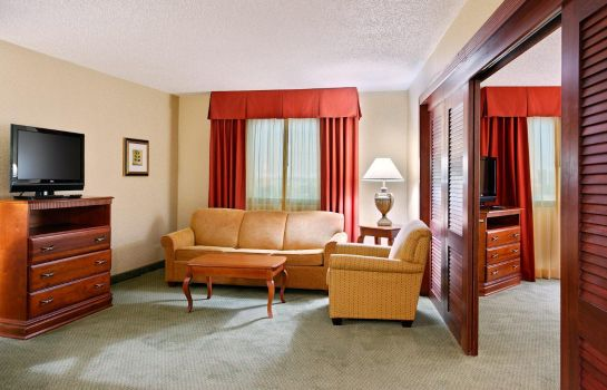 Suite Holiday Inn DALLAS MARKET CENTER