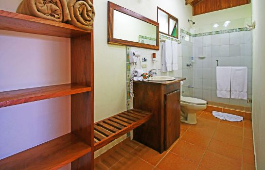 Bagno in camera Monteverde Country Lodge