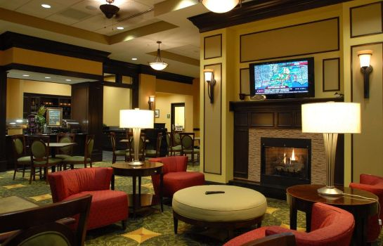 Hol hotelowy Homewood Suites by Hilton Nashville-Downtown