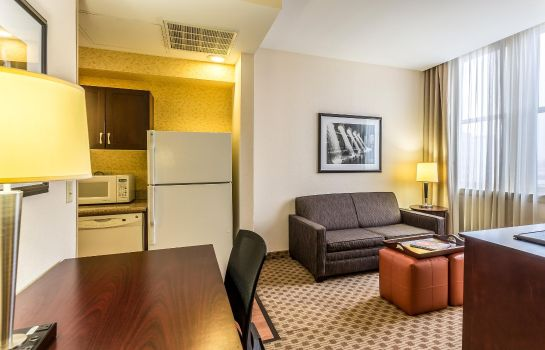 Suite Homewood Suites by Hilton Nashville-Downtown