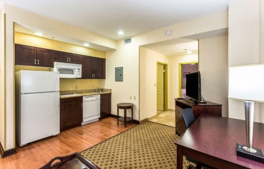 Zimmer Homewood Suites by Hilton Nashville-Downtown