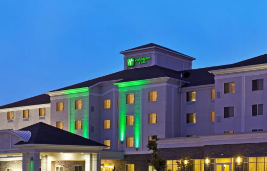 Exterior view Holiday Inn & Suites BLOOMINGTON-AIRPORT