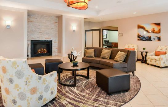 Hotelhalle Homewood Suites by Hilton Fresno