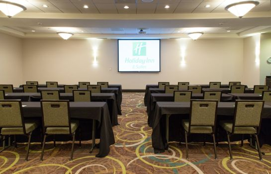 Conference room Holiday Inn & Suites BLOOMINGTON-AIRPORT