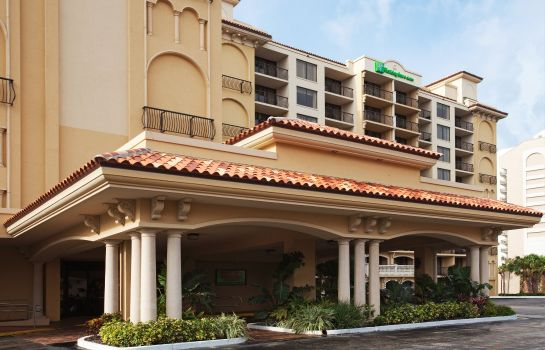 Vista exterior Holiday Inn & Suites CLEARWATER BEACH