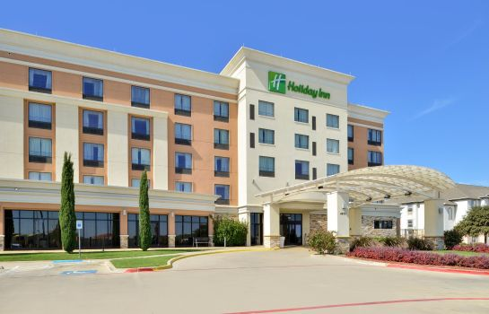 Vue extérieure Holiday Inn FORT WORTH NORTH-FOSSIL CREEK