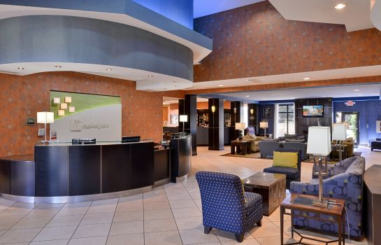 Hotelhalle Holiday Inn FORT WORTH NORTH-FOSSIL CREEK