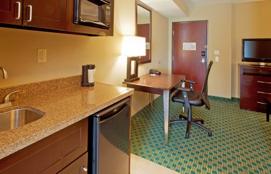 Zimmer Holiday Inn FORT WORTH NORTH-FOSSIL CREEK