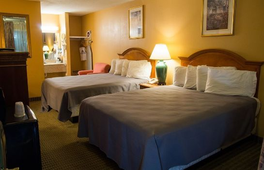 Standardzimmer Americas Best Value Inn Socorro