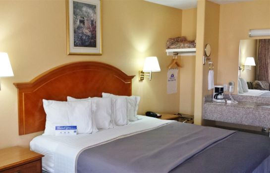 Zimmer Americas Best Value Inn Socorro