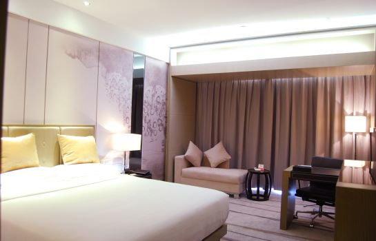 Chambre individuelle (standard) Onehome Art Hotel Wenzhou