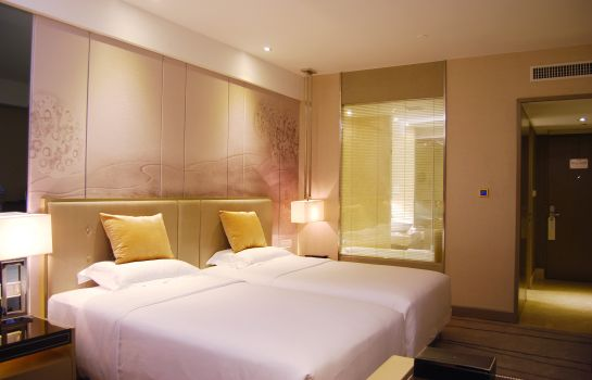 Chambre double (standard) Onehome Art Hotel Wenzhou