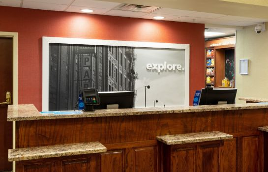 Hotelhal Hampton Inn - Suites Baton Rouge - I-10 East