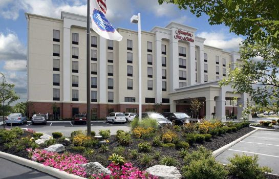 Vista esterna Hampton Inn - Suites Columbus Polaris