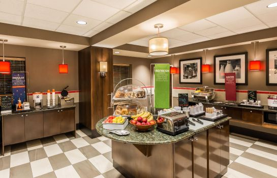 Restaurant Hampton Inn - Suites Columbus Polaris