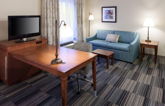 Zimmer Hampton Inn - Suites Colorado Springs-I-25 South