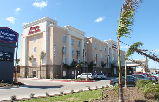 Außenansicht Hampton Inn - Suites Corpus Christi I-37 - Navigation Blvd