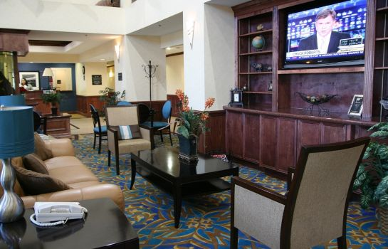 Hotelhalle Hampton Inn - Suites Corpus Christi I-37 - Navigation Blvd
