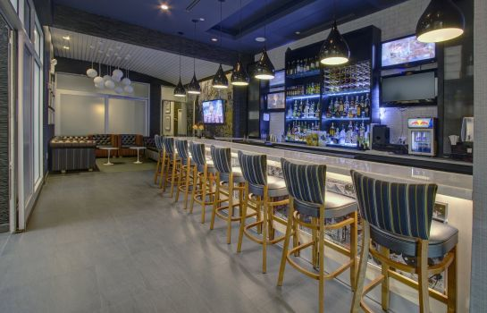Bar del hotel Hampton Inn Manhattan-SoHo