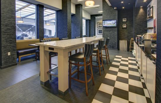 Restaurante Hampton Inn Manhattan-SoHo