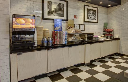 Restaurant Hampton Inn Manhattan-SoHo